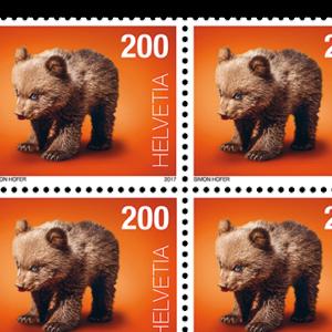 Briefmarken 2.00 CHF